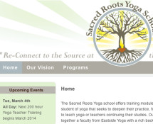 Sacred Roots Yoga School