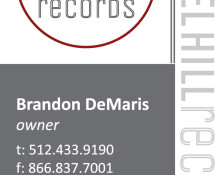 Chapel-Hill-Records-Business-Cards-Brandon
