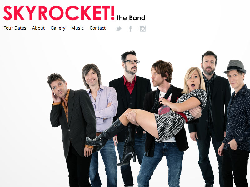 Skyrocket! the Band